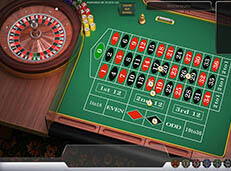 Unibet casino screenshot